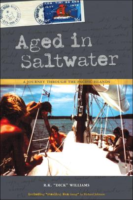 Aged in Saltwater Cover