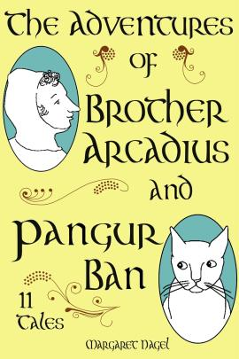Arcadius and Pangur Ban (cover)