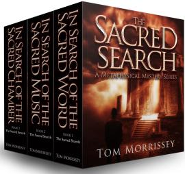 Search for the Sacred (cover)